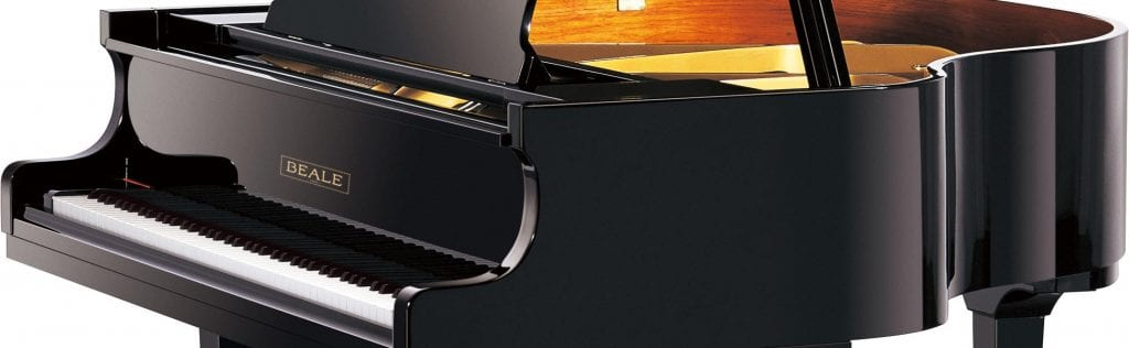 beale grand piano direction